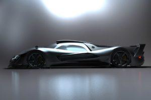 Суперкар Mercedes-AMG F1 концепт