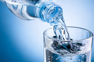 полезная вода