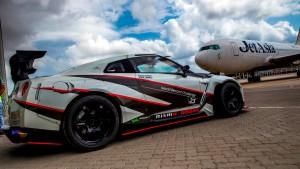 Nissan GT-R - Drift 2016