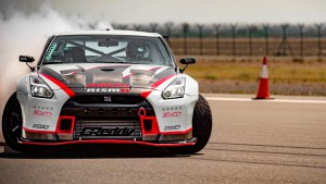 Nissan GT-R - Drift World Record