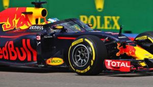Red Bull-aeroscreen