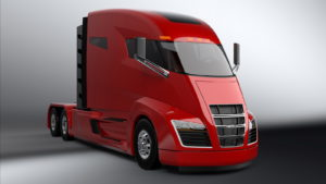 Nikola Motor Electric Truck