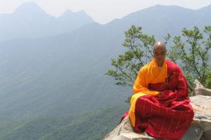 Медитация монахов Шаолиня