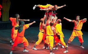 Монахи Шаолиня - Железная рубашка