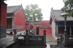 Храм Шаолинь