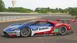 24 Hours of Le Mans 2016 Ford GT