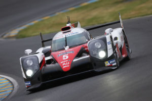 24 Hours of Le Mans 2016 Toyota 5