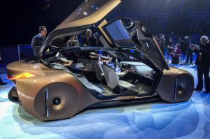 BMW Vision Next 100 2