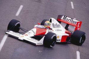 Mclaren Formula-1 1990