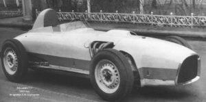 Москвич-Г3 для кольцевых гонок