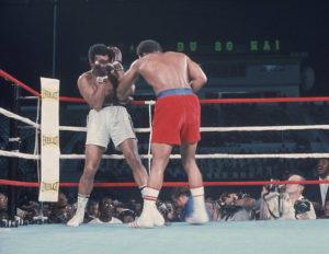 Мохаммед Али против Джорджа Формана матч