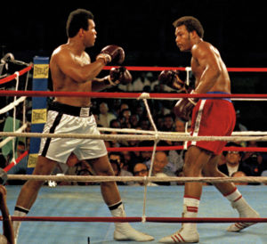 Мохаммед Али против Джорджа Формана 1974