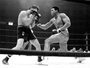 Мохаммед Али против Оскара Бонавены 1970