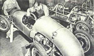 производство автомобиля Эстония-3