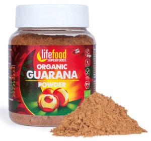 добавки порошка гуараны