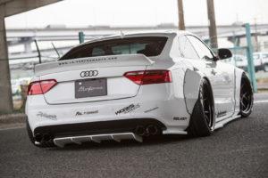 Audi A5 Liberty Walk 1