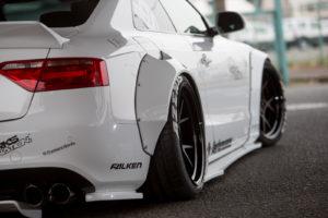 Audi A5 Liberty Walk 2