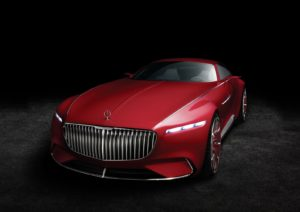Mercedes-Maybach 6 11