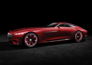 Mercedes-Maybach 6 12