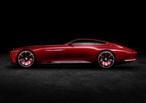 Mercedes-Maybach 6 13