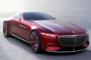 Mercedes-Maybach 6 16