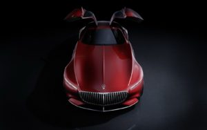 Mercedes-Maybach 6 2