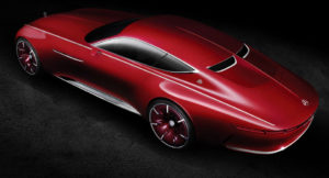 Mercedes-Maybach 6 2016