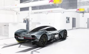 гиперкар Aston Martin Red Bull AM-RB 001