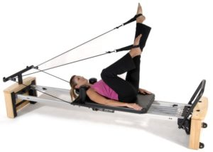 упражнения на тренажере для пилатеса