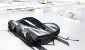 Aston Martin Red Bull AM-RB 001 2018