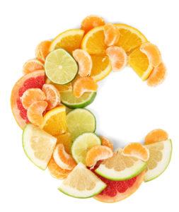 цитрусовые - витамин С