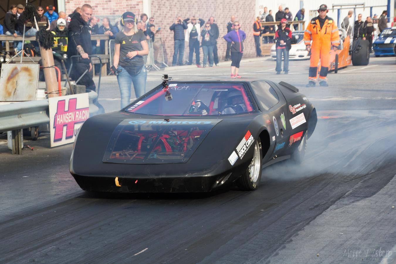drag racing speech and outline