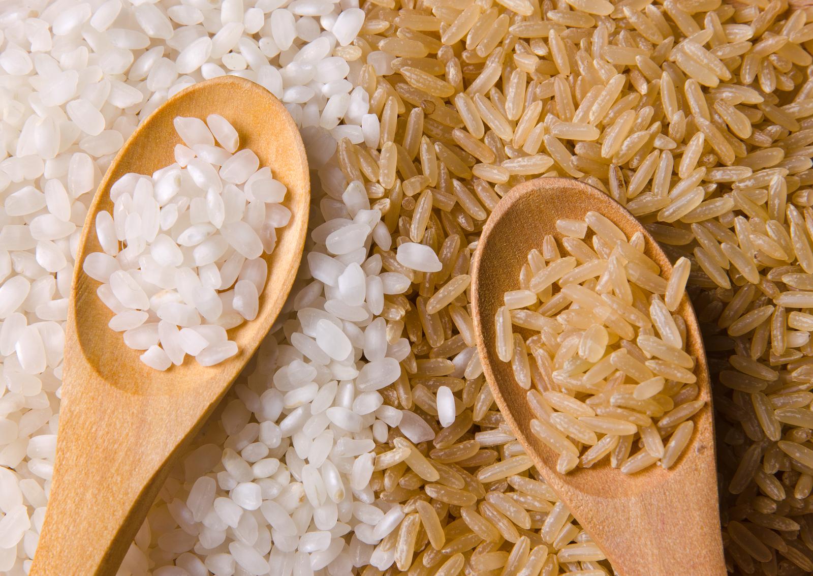 Белый рис пищевая ценность